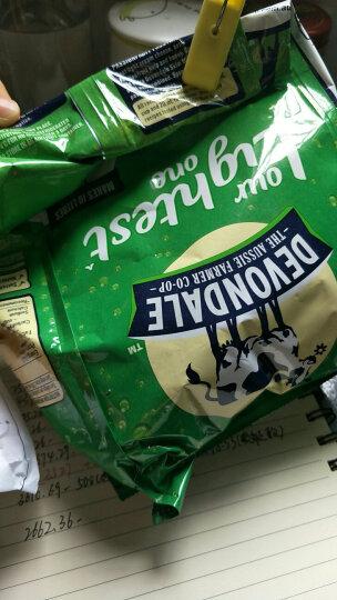 德运(Devondale)成人奶粉 1kg 脱脂 降脂降醇 晒单图