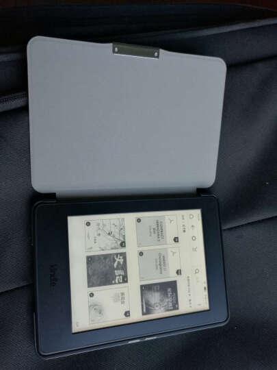 Hecc Kindle保护套 Paperwhite3保护皮套899/958经典版电子书外壳 深蓝 晒单图