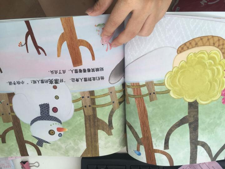 世界经典童话绘本:雪人 晒单图