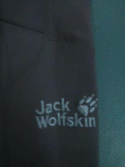 Jack Wolfskin 狼爪男士透气商务板型长裤1505641/5500743/1500742 1500742伦敦灰6037 男裤52码185/96A(2尺7-2尺8) 晒单图