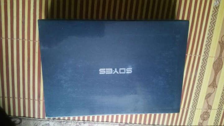 索野(SOYES) H1移动/联通 超薄卡片手机学生儿童备用超长待机迷你小手机 黑色 8G内存版 晒单图