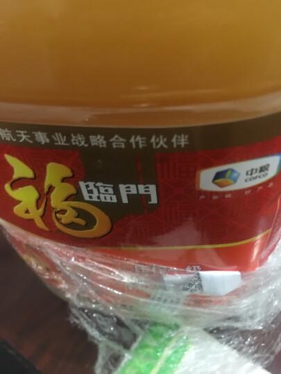 福临门 食用油 压榨一级花生油(京东定制)6.18L 中粮出品 晒单图