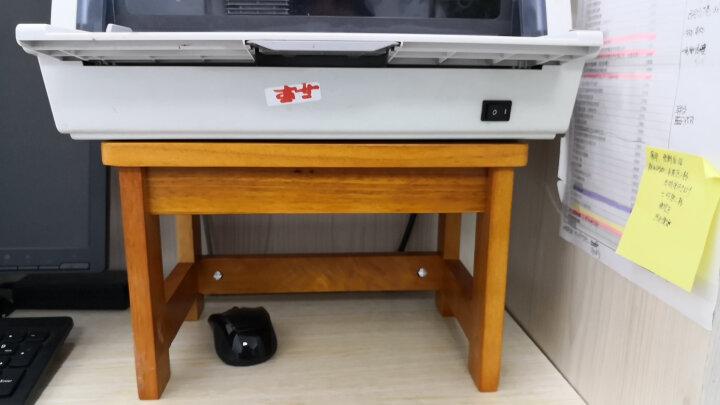 施豪特斯(SHTS) 凳子 实木小凳子小板凳休闲椅矮凳FS-1 蜜糖色 晒单图
