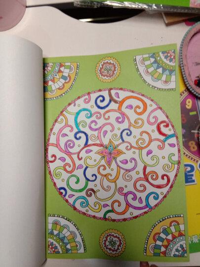儿童创意手绘涂色书(套装共4册) 晒单图