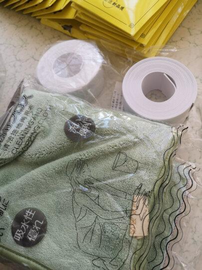 SP SAUCE 日本双层加厚地板清洁布抹布清洁巾擦手巾拖把替换布 白橡米40cm*29cm 晒单图