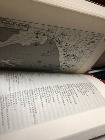 战斗的日子:从攻占西西里岛到解放意大利1943~1944(套装上下册) 晒单图