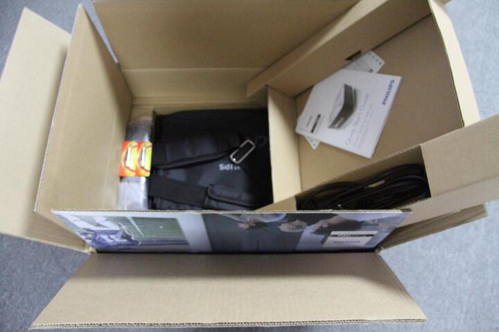 LG PF50KG 1080P便携投影仪 家用无线WiFi家庭影院微型迷你 4K全高清商务办公投影机 官方标配 晒单图