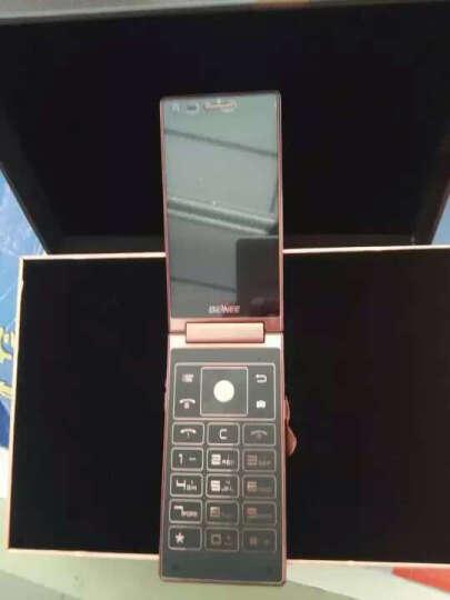 金立 天鉴 W909 金色 移动联通电信4G手机 双卡双待 晒单图