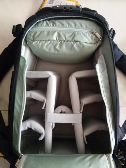 安诺格尔(ainogirl) 摄影包相机包双肩适用佳能尼康数码单反摄像机背包 单反相机包 简装轻便安诺版(黑红大号) 晒单图