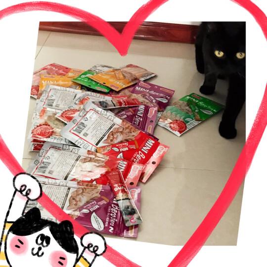 猫太郎(TheCats)宠物流质猫咪零食 挑嘴湿粮包 猫条咖啡条肉条罐头10g*5支 扇贝味 晒单图
