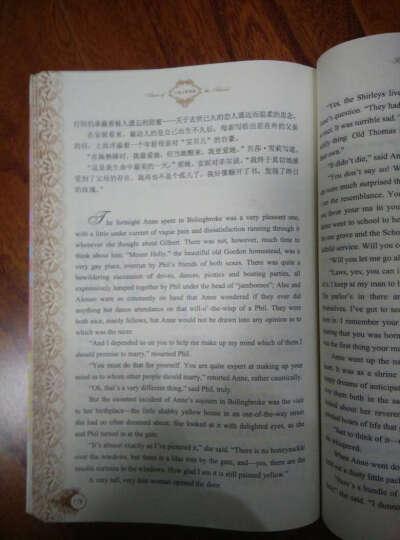 小岛上的安妮(插图·中文导读英文版) 晒单图