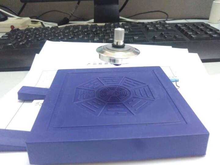 天窗 磁悬浮飞碟 魔法磁浮飞碟陀螺 磁悬浮陀螺玩具儿童生日礼物 磁力陀螺 两个 晒单图
