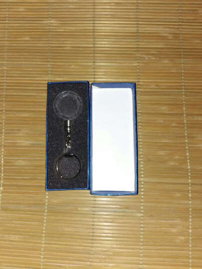 魔兽世界WOW 联盟LM/部落BL LOGO 3D发光水晶钥匙扣 个性情侣钥匙链 创意礼品 部落 礼盒包装-附赠3节电池 晒单图