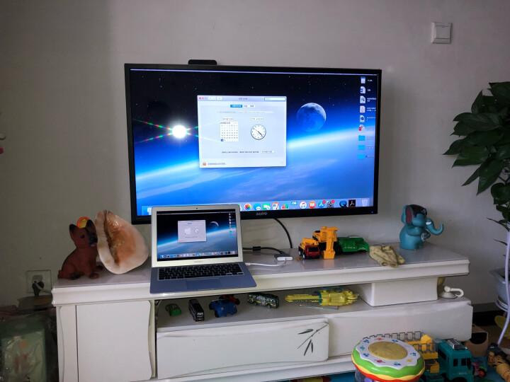 绿联(UGREEN)Mini DP转HDMI/VGA二合一 苹果4K高清转换器线 Surface扩展坞雷电笔记本接电脑投影仪白 20421 晒单图
