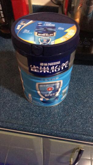 雀巢(Nestle) 雀巢& 大英博物馆 联名珍宝礼盒  怡养中老年奶粉益护因子配方 罐装850gx2 晒单图