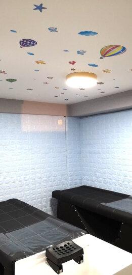 原始风 可移除自粘防水墙贴纸 浴室卫生间瓷砖贴画冰箱贴卡通儿童卧室贴纸 马桶贴纸装饰壁贴 玻璃贴 晒单图