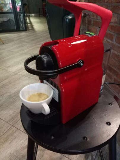 Delonghi 胶囊咖啡机 全自动家用意式 XN1005红色 晒单图