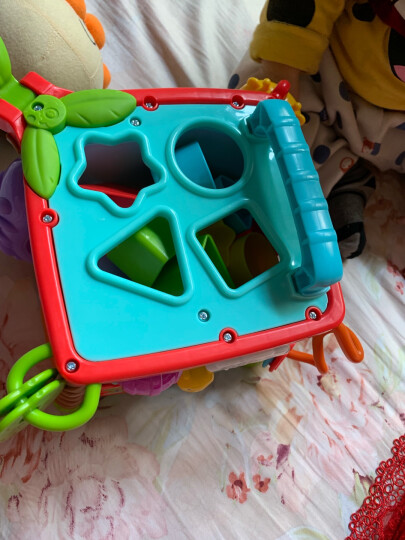 费雪 益智玩具 小可爱曲奇罐(双语)V8725 晒单图