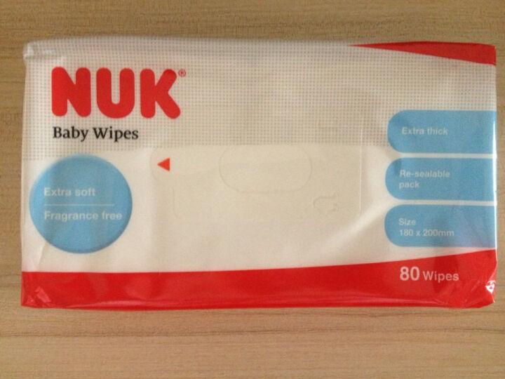 NUK婴儿湿巾10片便携装 晒单图