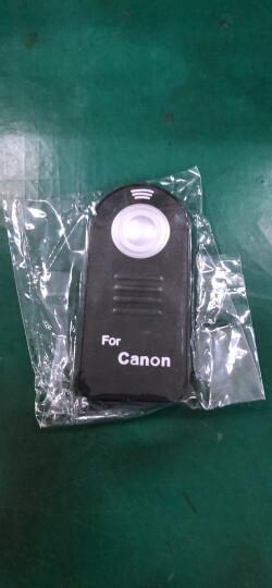 轻装时代 红外快门无线遥控器 佳能尼康索尼自拍专用机身附件 单反相机配件 佳能系列QD20 晒单图