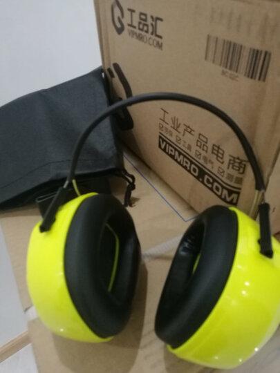 代尔塔(DELTAPLUS) 隔音耳车间工作学习睡觉睡眠用F1赛车打鼓耳罩 实惠款103006 (密封包装 拆开不可退) 晒单图