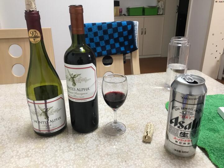智利进口红酒 蒙特斯欧法梅洛红葡萄酒 750ml 晒单图