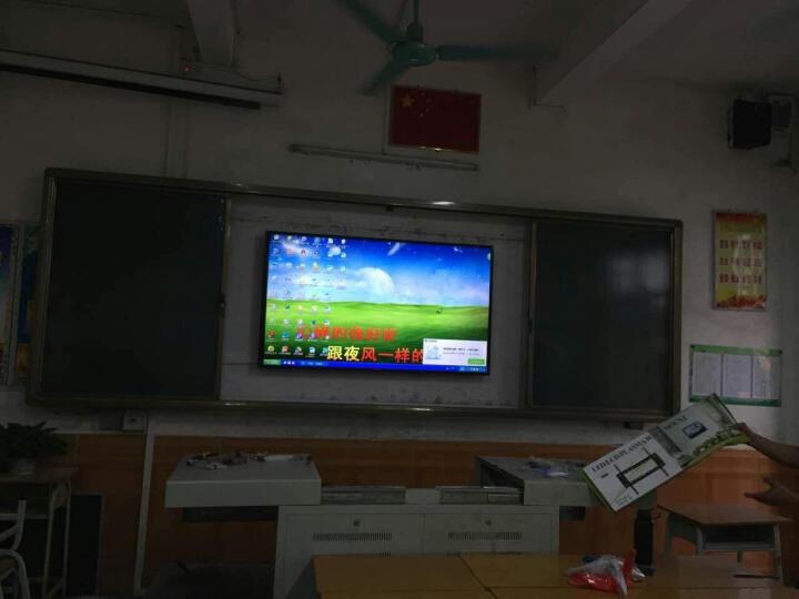 创维(Skyworth)65M6E 65英寸 4K超高清LED彩电智能网络液晶电视(黑色) 晒单图