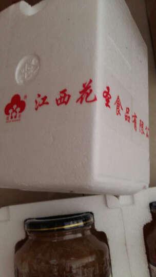 花圣蜂蜜生姜茶1000g韩国风味1kg姜汁原味姜汤蜜炼酱姜茶冲饮品 晒单图