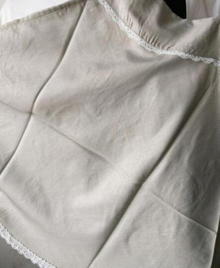 朵雅防辐射服孕妇装防辐射马甲衣服女怀孕期肚兜内穿上班工作隐形电脑四季款 粉红马甲 L 晒单图