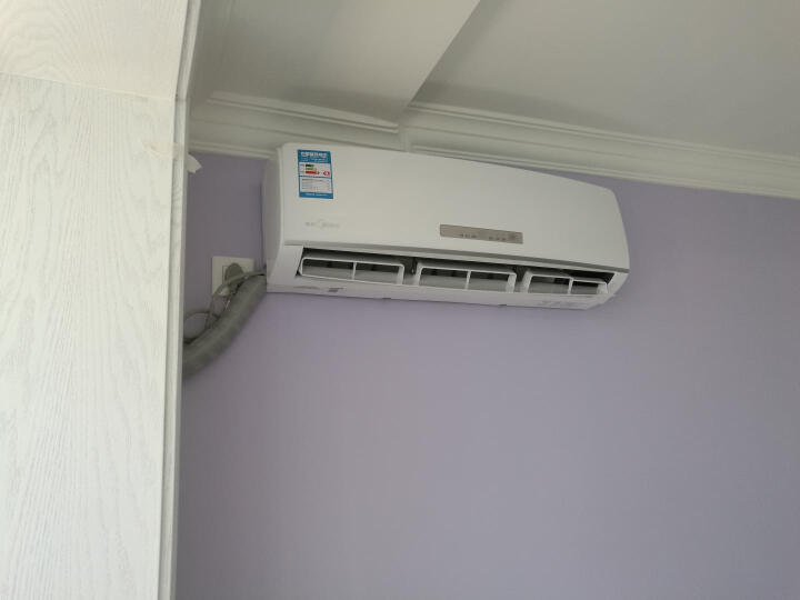 美的(Midea)1.5匹 变频 冷暖 一级能效 空调挂机 ECO节能 省电星 KFR-35GW/BP3DN1Y-DA200(B1)E 晒单图