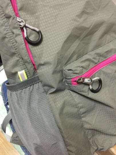 自游人 Trackman 皮肤包背包 可折叠皮肤包压缩随身包 户外双肩包 男女通用便携包 灰色 晒单图