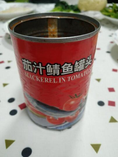 红塔 海鲜罐头 香辣蛤肉罐头100g×6罐 蚬子肉即食 花甲蛤蜊肉 花蛤即食 晒单图