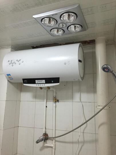美的(Midea) F60-30WD4A(HEY)(遥控)高温抑菌 电热水器+上出水5升小厨宝两件套 晒单图