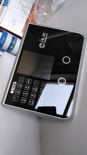 汉王(Hanvon)考勤机脸部面部签到快速识别门禁 高级人脸打卡机 E356AS 晒单图