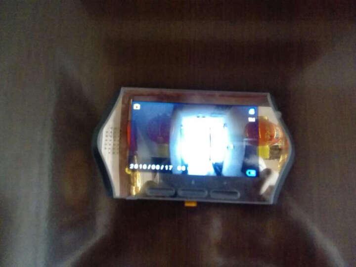 朗瑞特4.3英寸可视门铃家用智能电子猫眼 标准版+8G内存卡 晒单图
