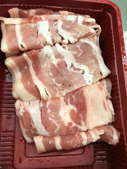 唐人基 雪花肥牛卷 牛肉卷200g*5盒 火锅食材 牛肉片 新鲜雪花牛肉 晒单图