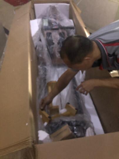 哇咖(Wakagym)划船机水阻家用双轨实木划船器 北欧榉木【经典款】推荐个人健身 晒单图