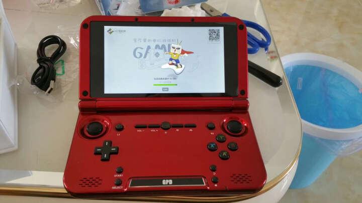 GPD 【白条免息】XD掌上游戏机PSP3000/NDS/街机安卓手游吃鸡神器掌机 XD 64g 晒单图