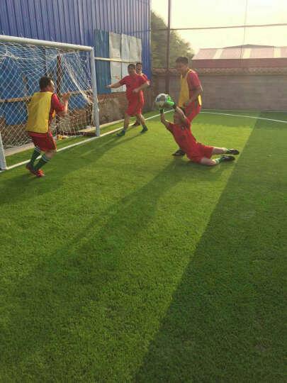 成人足球训练背心对抗服马甲号坎背心带橡筋足球分组对抗训练背心 橙色 晒单图