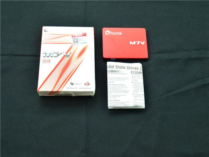 浦科特 M7VC 256G SATA3固态硬盘 晒单图