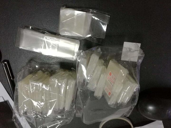 殷氏护邮袋  邮票保护袋  纸币保护袋 多规格可选一个尺寸100张装 小票单个尺寸3.5*7.5cm 晒单图