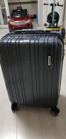 美旅拉杆箱 男女商务行李箱静音万向轮TSA锁旅行箱大容量可扩展 20英寸登机箱吴磊同款密码箱79B玫瑰粉 晒单图