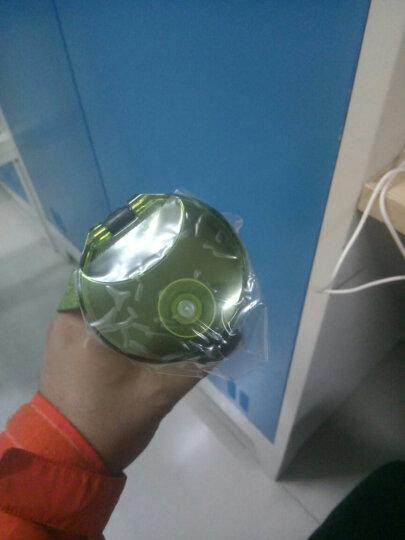 UZSPACE优之大容量运动水杯男女士学生塑料杯子防漏磨砂太空杯健身运动水壶户外骑行水瓶 粉红防尘盖1000ml-3038 晒单图