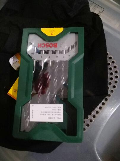 博世Bosch7件木工钻头套装木板打孔开孔麻花钻自定心三尖钻3/4/5/6/7/8/10mm 晒单图