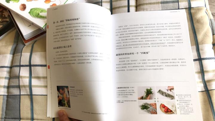 蔬菜教室:应季蔬菜料理完全指南·春夏(保存版) 晒单图