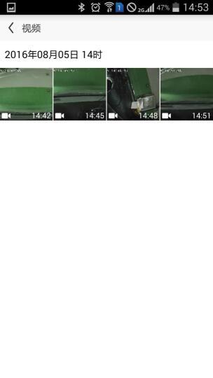 TP-LINK TL-CD100 720P WIFI行车记录仪 高清夜视 迷你118度广角 晒单图
