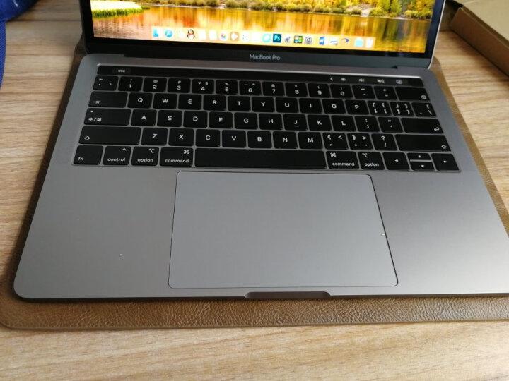HOMEWAVE 苹果电脑包Air13.3英寸pro13皮套保护套MacBook Pro 15内胆包 咖啡色 Pro13/Air13(新款) 晒单图