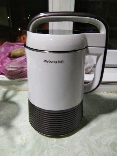 九阳(Joyoung)豆浆机1.1-1.3L破壁机 破壁免滤约时约温 立体加热家用全自动多功能DJ13E-Q1 晒单图