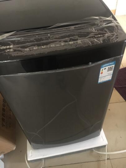 吉德(Jide) 8公斤 DD变频 全自动波轮洗衣机DD XQB80-97DMEL 静音节能 晒单图