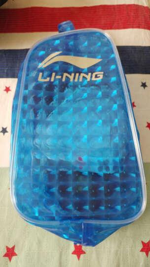 李宁 LI NING 游泳包 男女通用防水包 泳衣泳裤 时尚户外收纳袋 LSJL748 蓝 晒单图
